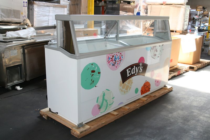 Alfa img - showing decals for ice cream coolers