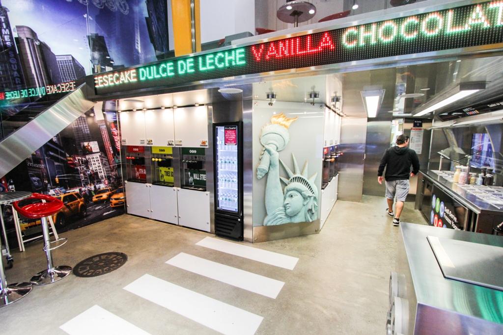 Frozen Yogurt Store for Sale New York