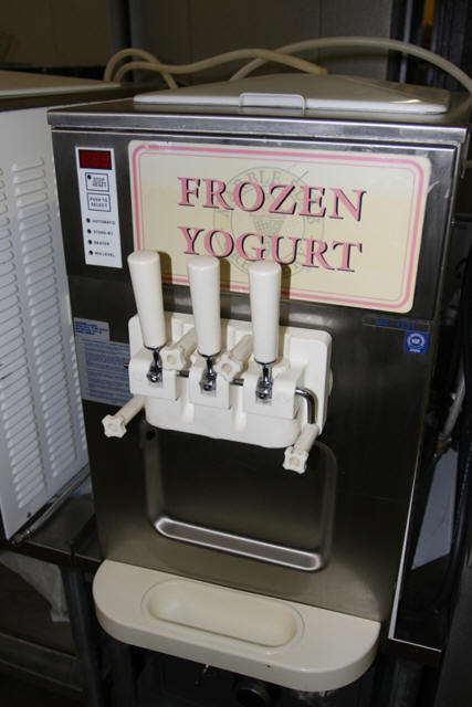for sale used soft serve machines