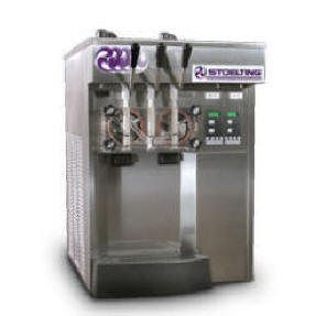 Countertop Yogurt Machine : : Double Flavor-Twist- Counter-top, Soft Serve Frozen Yogurt Machines ...