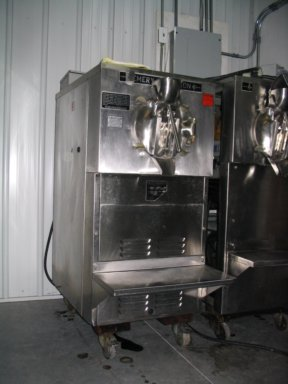Used Batch Freezers