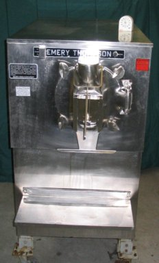 Used Emery Thompson Batch Freezers