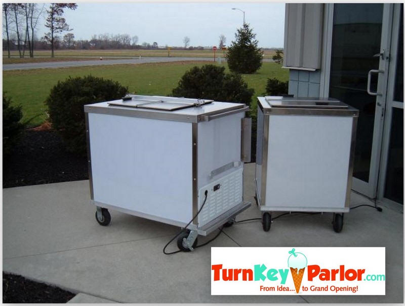 CLT-6 clt6 Nelson CLT-6 Electric Push carts