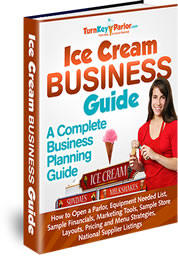 Free Ice Cream Business Plan