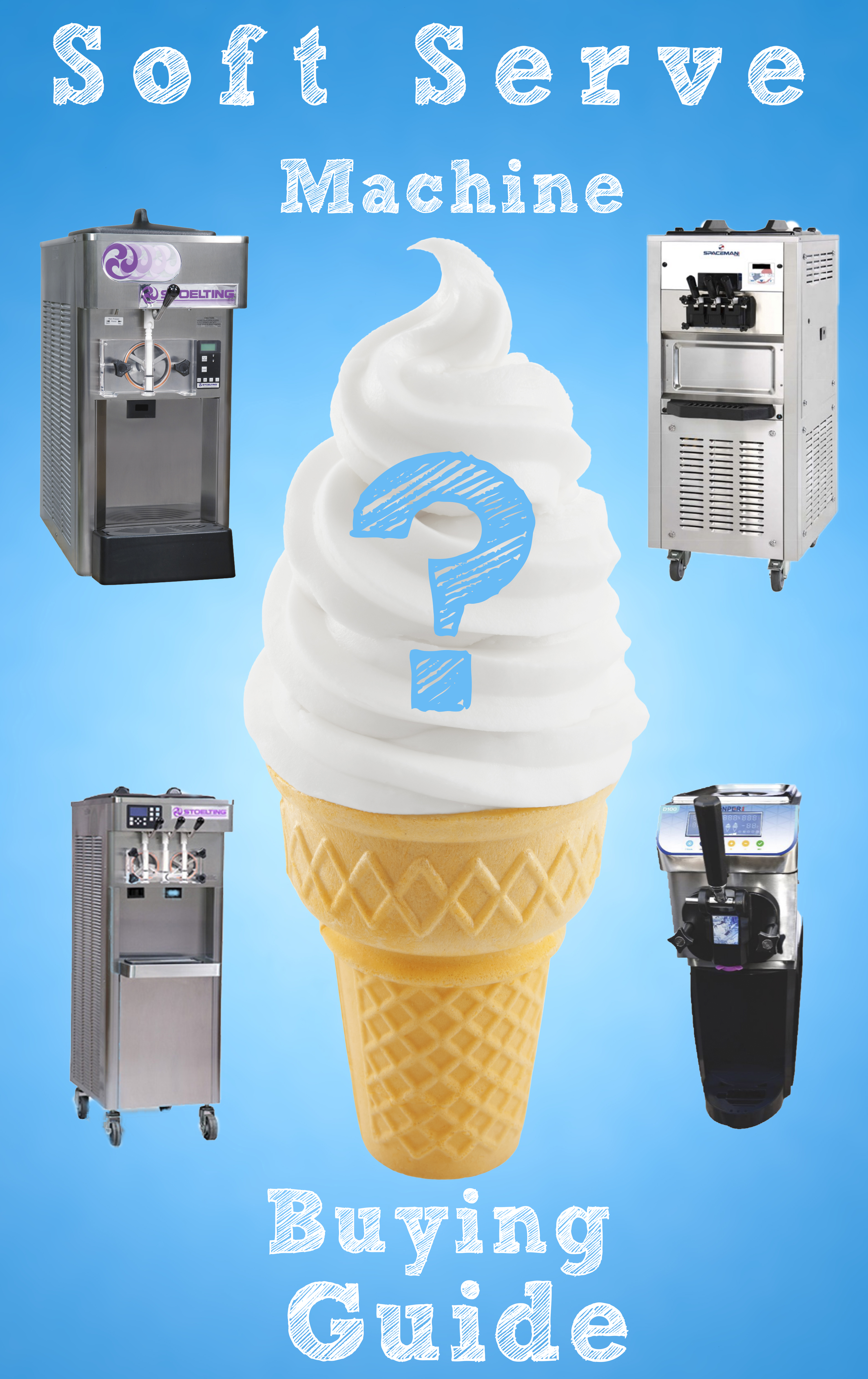 Soft Ice Cream Machines Archives