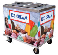 Popsicle Ice Cream Carts