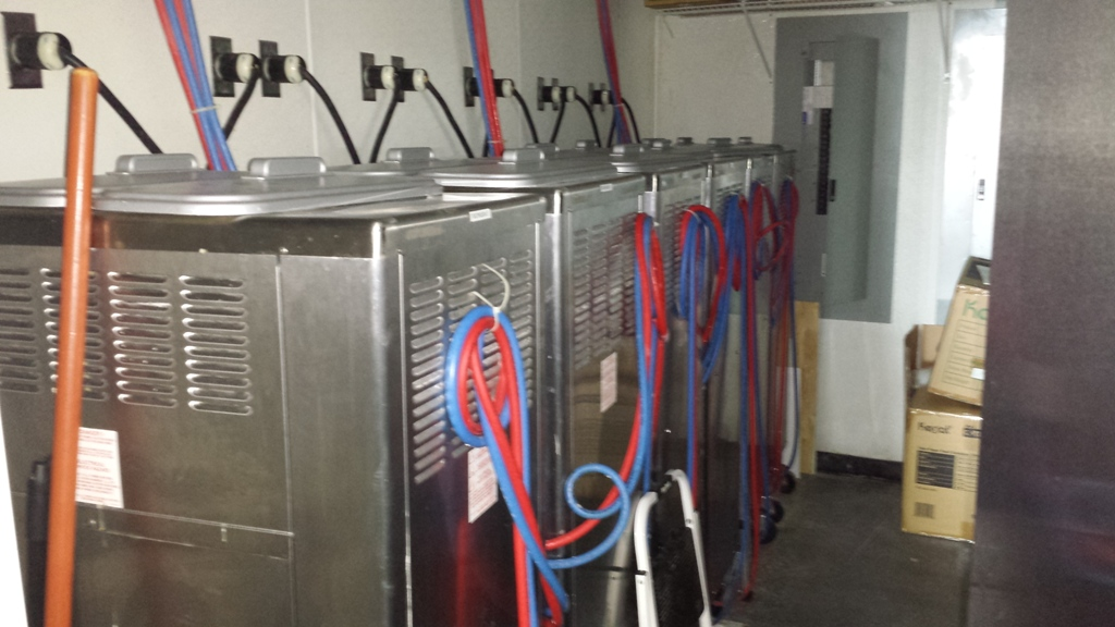 taylor water cooled machines