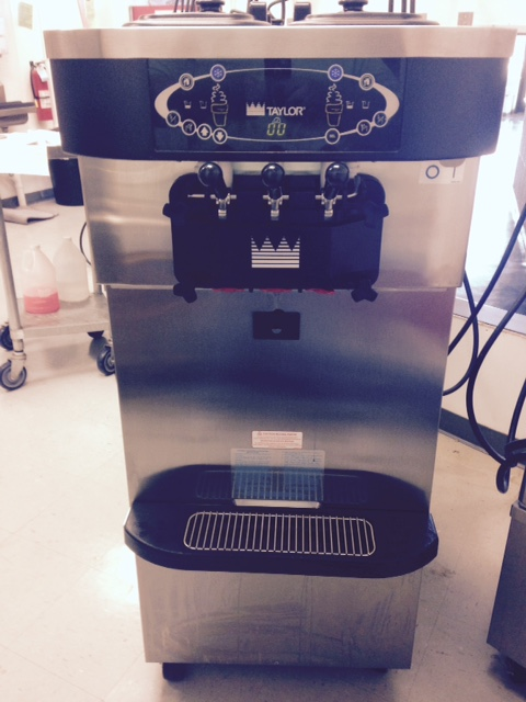 used taylor c723 yogurt machine